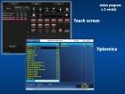 Jedan program u 2 verzije - touch i tipke